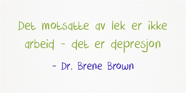 Sitat Brene Brown
